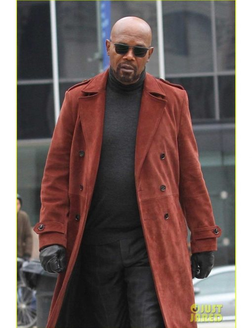 Shaft Samuel L. Jackson Coat