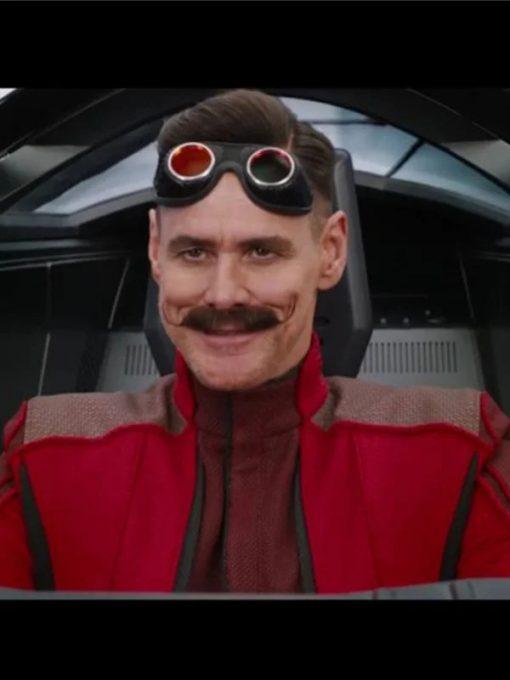Dr. Ivo Robotnik Sonic The Hedgehog Cotton Jacket