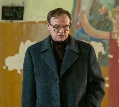 Chernobyl Valery Legasov Wool Coat