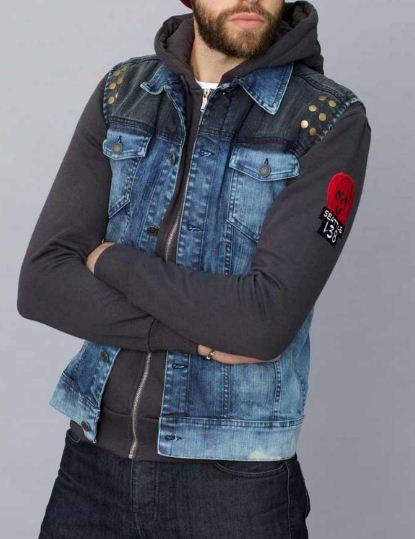 Delsin Rowe Blue Vest