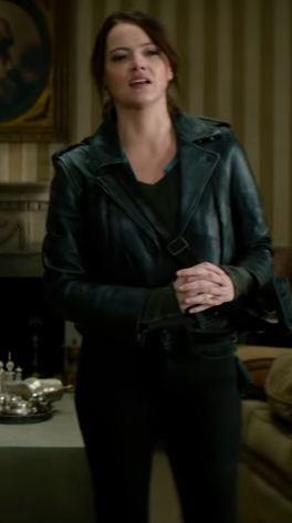 Emma Stone Zombieland 2 Jacket