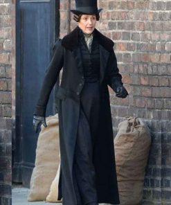 Gentleman Jack Cotton Suranne Jones Trench Anne Lister Coat
