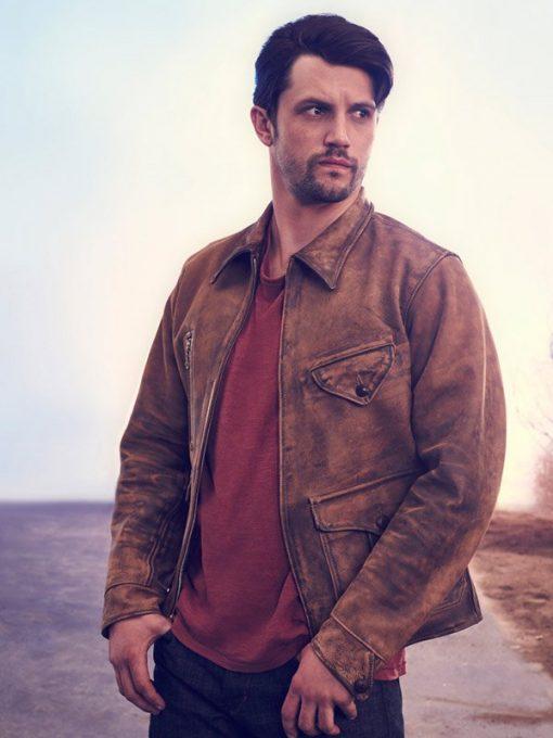 Nathan Parsons Jacket