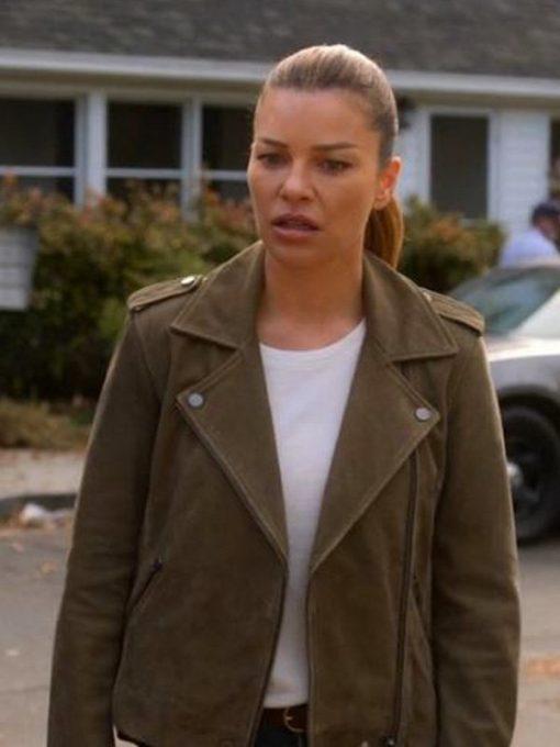 Lauren German Brown Jacket