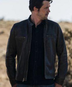 Max Evan Distressed Jacket
