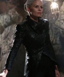 Once Upon a Time Emma Black Jacket