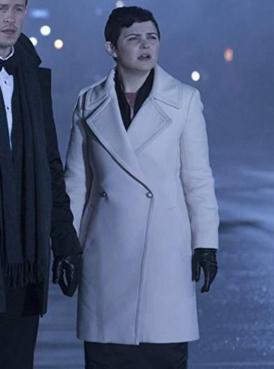 Once Upon a Time Mary Margaret Blanchard Coat