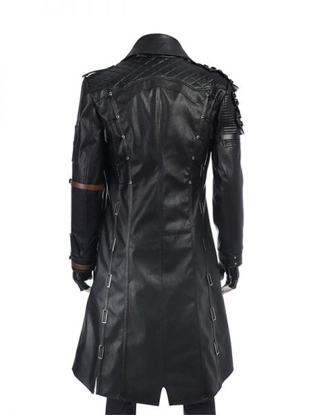 Playerunknowns-Battlegrounds Black Coat