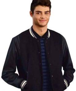 The Perfect Date Brooks Rattigan Jacket