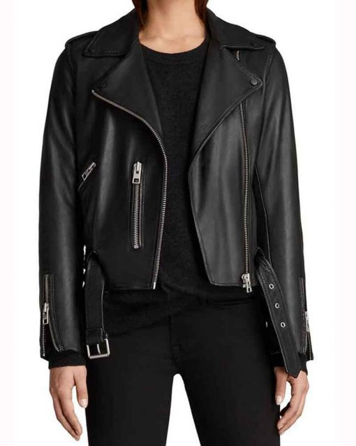 The Perfectionists Sydney Park Motorcycle Caitlin Lewis Jacket