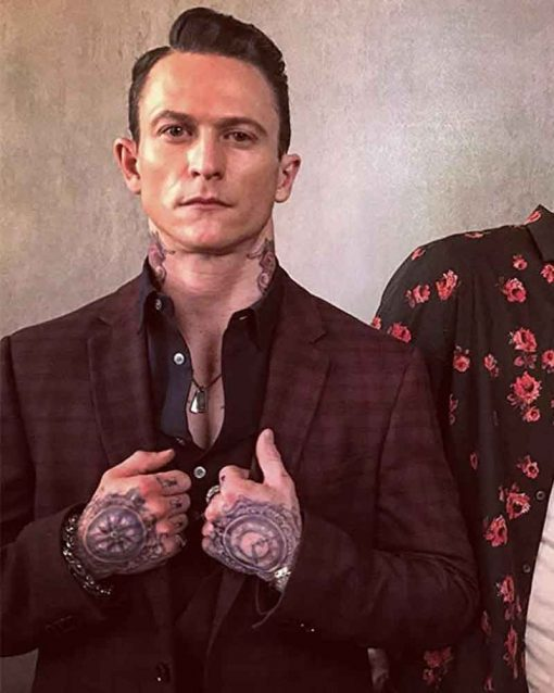 Jonathan Tucker Brown Charlie's Angels Hodak Blazer