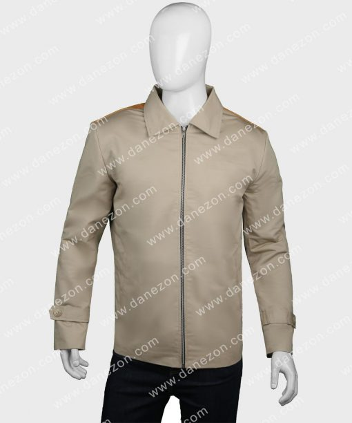 Yellowstone John Dutton Beige Jacket