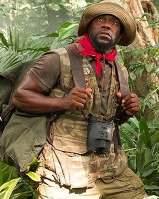Kevin Hart Jumanji The Next Level Mouse Finbar Vest