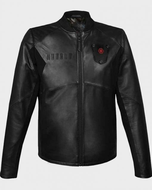 Star Wars Tie Fighter Pilot Leather Denis Lawson Jacket