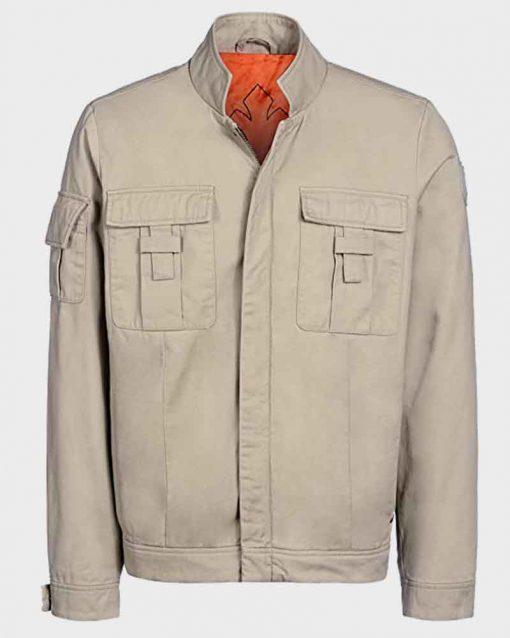 Mark Hamill Star Wars Leather Luke Skywalker Bespin Jacket