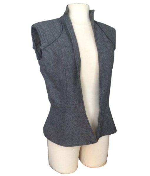 Rey Grey Vest