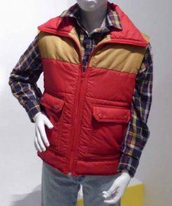 Noah Schnapp Puffer TV Series Stranger ThingsWill Byers Vest