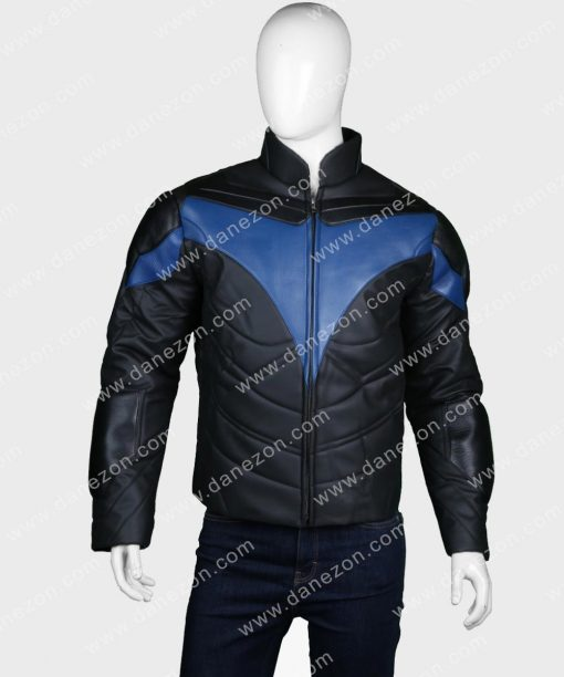 Dick Grayson Nightwing Jacket