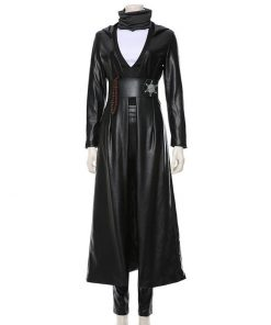 Angela Abar Watchmen Black Coat
