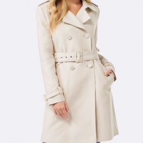 Betty Cooper Riverdale Trench Coat