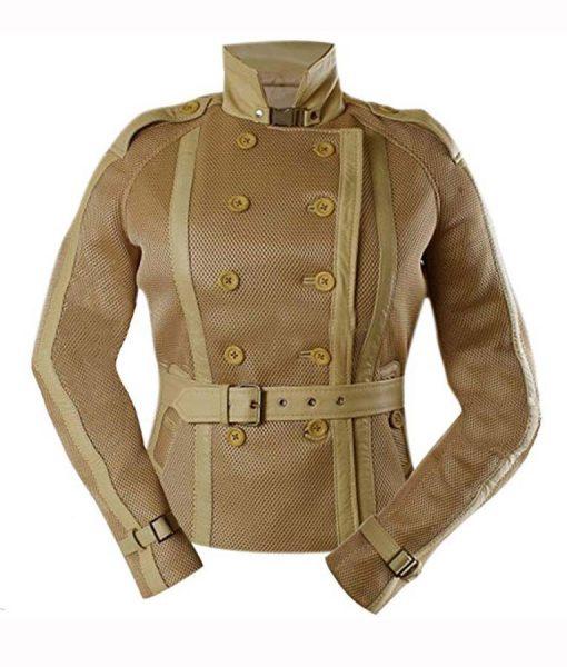 Black Widow Civil War Jacket