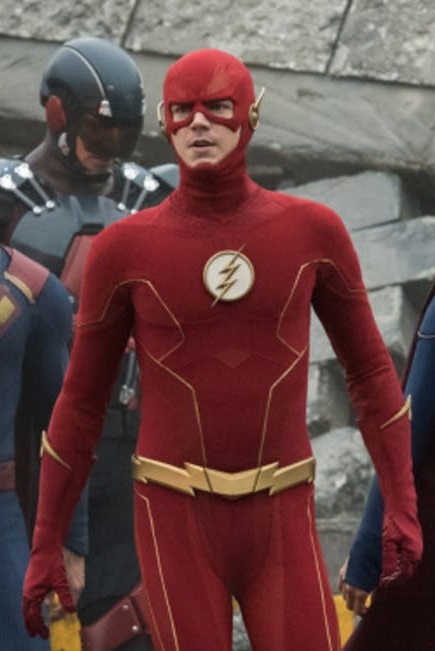 Flash Crisis on Infinite Earths Red Jacket