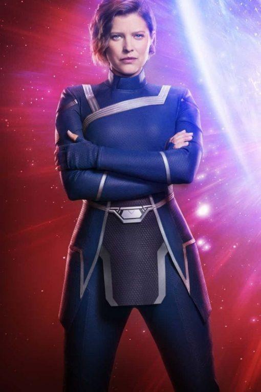 Lyla Michaels Blue Jacket
