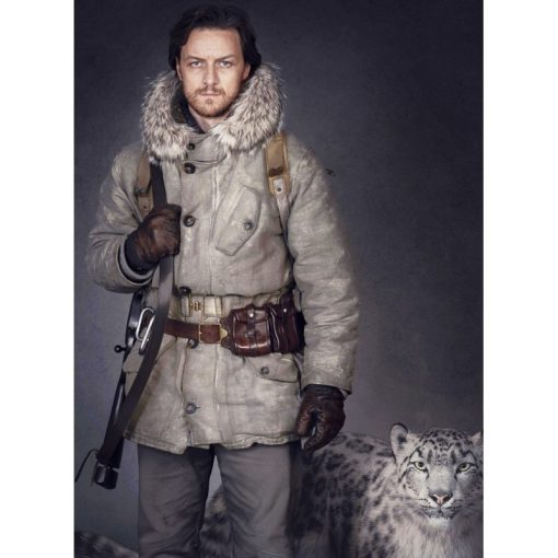 Lord Asriel His Dark Materials Fur Coat