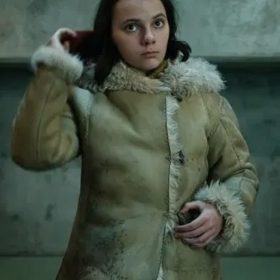 Lyra Belacqua His Dark Materials Fur Coat