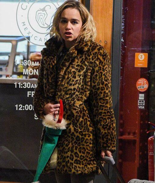 Kate Last Christmas Coat