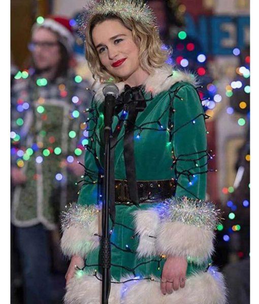 Kate Last Christmas Green Jacket