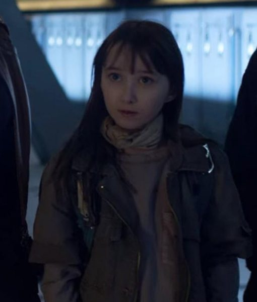 Samantha Lost In Space S02 Jacket