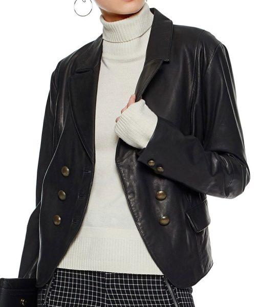 Alice Cooper Riverdale Black Blazer