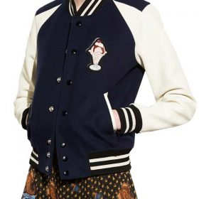 Betty Cooper Riverdale Letterman Jacket