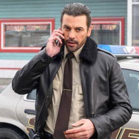 FP Jones Riverdale S03 Black Jacket