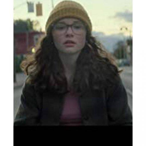 Stella Nicholls Scary Stories To Tell In The Dark Cotton Jacket