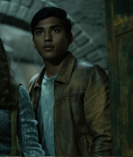 Ramon Morales Scary Stories To Tell in the Dark Jacket