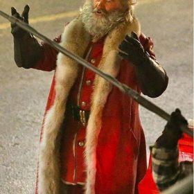 Santa Claus The Christmas Chronicles Coat