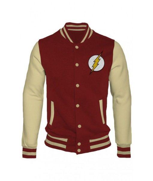 Flash Letterman Jacket
