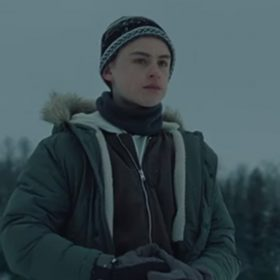 Aidan The Lodge Fur Collar Jacket