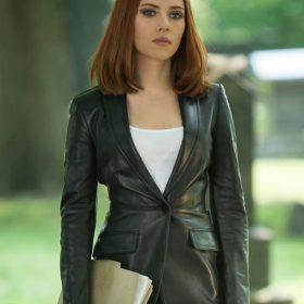 Black Widow The Winter Soldier Blazer