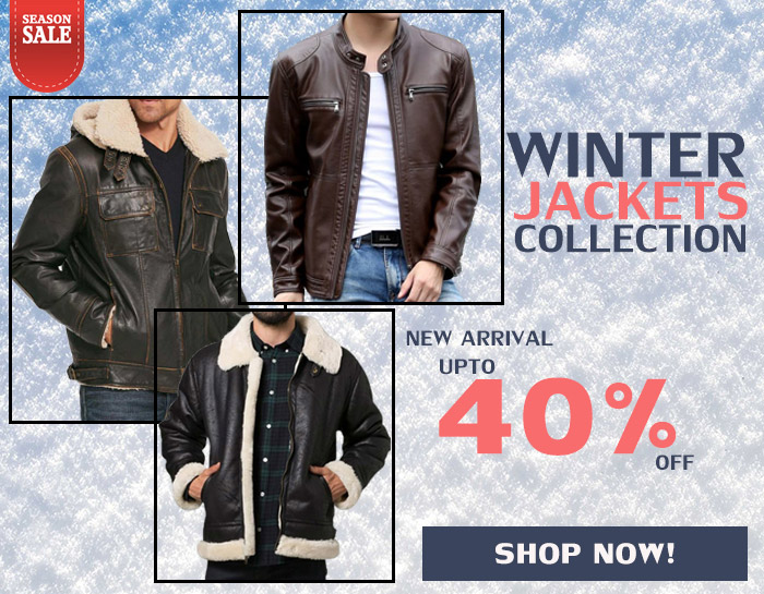Winter Jackets Collection