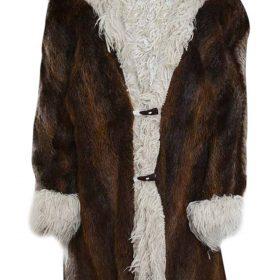 XXX Return Of Xander Cage Brown Fur Coat