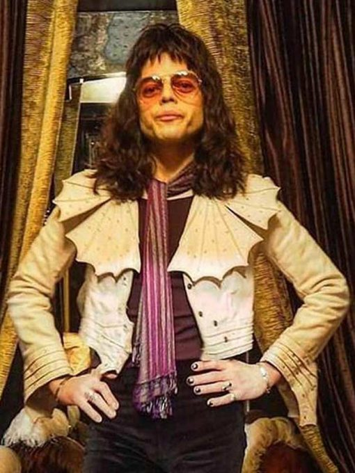 Angry Lizard Freddie Mercury Leather Jacket