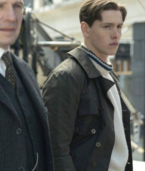 The Kings Man Harris Dickinson Jacket