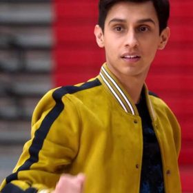 Frankie A. Rodriguez High School Musical Carlos Letterman Jacket