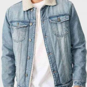 High School Musical Joshua Bassett Denim Jacket