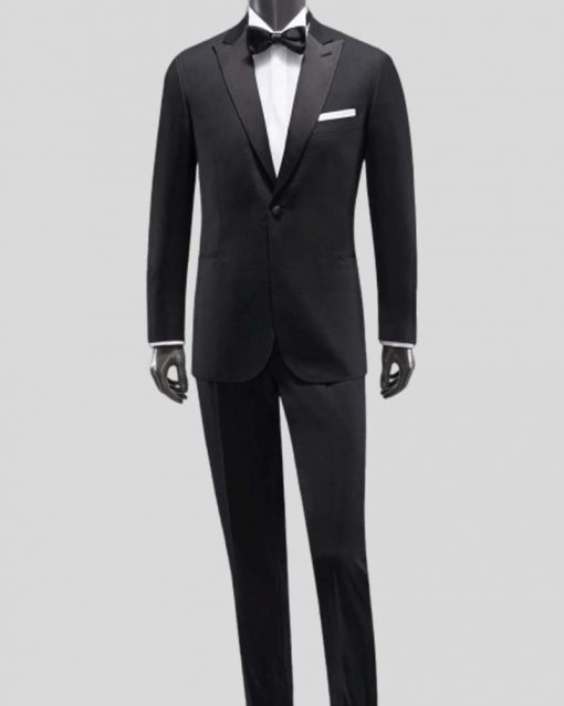 Daniel Craig Casino Royale Dinner Tuxedo