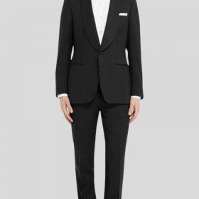 James Bond Quantum Of Solace Black Tuxedo