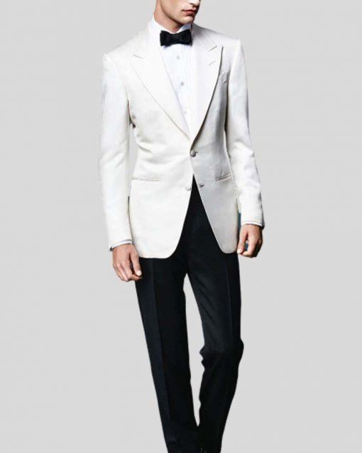 Daniel Craig Spectre Ivory Dinner Tuxedo